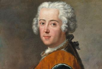 Frederick II as crown prince, 1736. Portrait by Antoine Pesne © Stadtmuseum Berlin | Photo: Michael Setzpfandt
