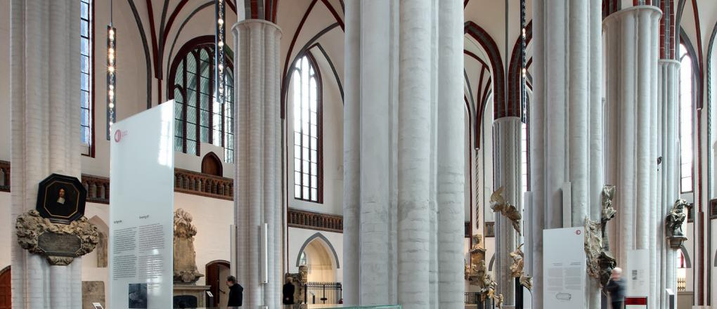 Photo of St. Nicholas Churchs interior